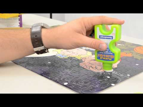 Puzzle Glue Comparison