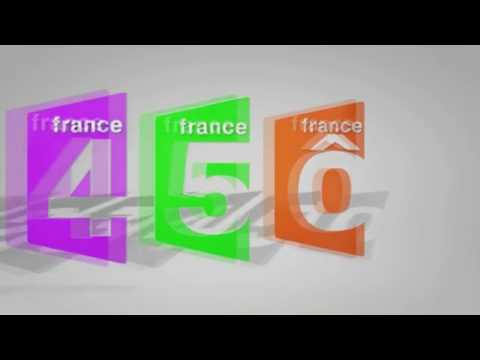 Logo France Televisions Sparta Crushed Remix