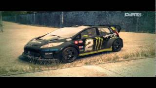DiRT 3 Jumps and Tricks