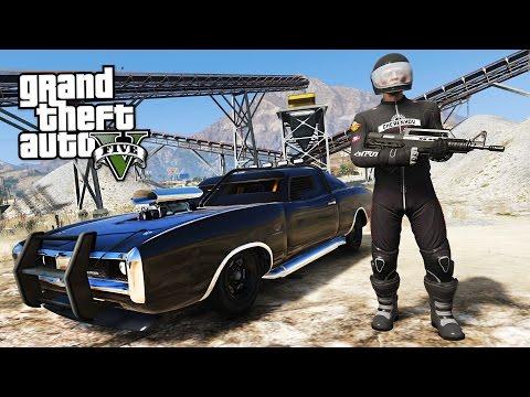 """NEW GTA 5 ONLINE """"DUKE O' DEATH"""" MUSCLE CAR!!  (GTA 5 Online)"""