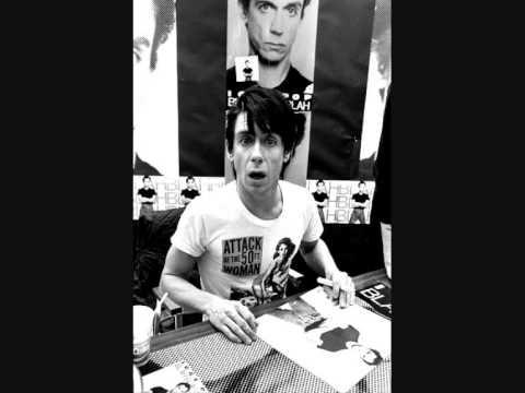 IGGY POP When Dreaming Fails    1985 demo