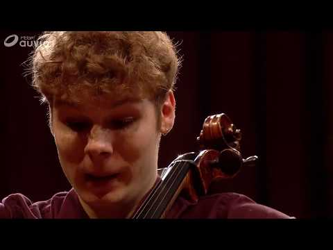 Bruno Philippe - Haydn Cello Concerto n°1 in C major - Queen Elisabeth Competition