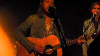 Kristofer Aström - What If I Can't Love You Enough? (live in Bern)
