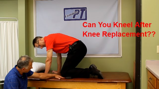 Can You Kneel After Knee Replacement Kneeling In A Quot Safe