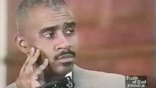 Apostle Pastor Gino Jennings-#559 The Son of Man Debate vs Marvin Muhammad of NOI