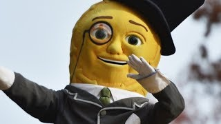 Mr. Peanut, Planters Icon, Dies In Tragic Accident