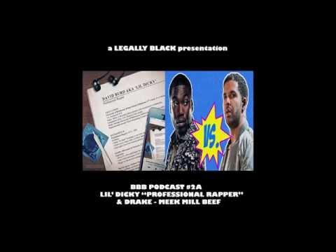 PROFESSIONAL RAPPER ALBUM REVIEW & DRAKE/ MEEK MILL BEEF
