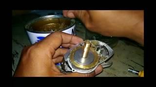 Cara merawat dan membersihkan Reel Baitcasting Part 2