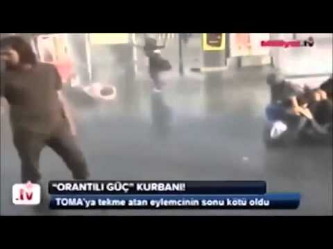 Istanbul Gezi Park - Police Violence And Brutality / AKP Crime - Part 1