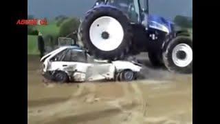 Nan Lmaz Dev Traktor Kazalar 3 Bolum