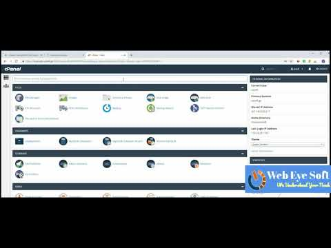 How To On And Off Display Error On CPanel  |  HTTP ERROR 500