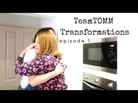 TeamTOMM Transformation Episode 1 (The one with ALL clothes!)