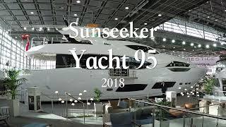 Sunseeker 95 Yacht - 2018 - Walkthrough