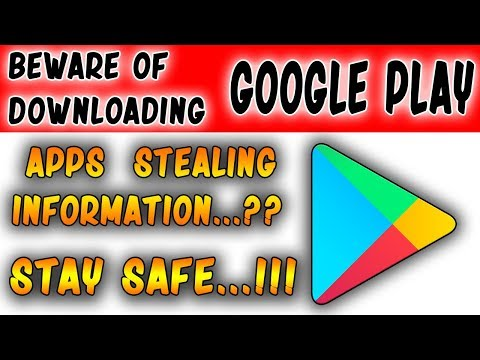 Explained the Reality of Google Play Store Apps 2017 || Data Stealing Real or Fake?? Personal Info