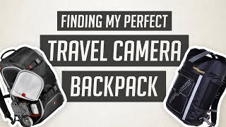 Is This The Perfect Travel Camera Bag!?