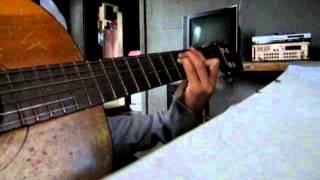 Hãy Cho Anh Cơ Hội   Guitar By Rôn Dương FLV