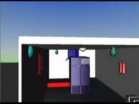 VRML Pimeros Pasos, Habitación