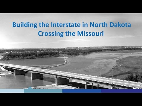 Building I94 in North Dakota Bennett Kubischta