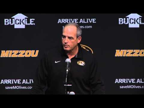 Gary Pinkel Monday Media Presser Pre-Tennessee