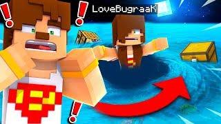 SEVGİLİNİ KURTAR HARİTASI - Minecraft Kaçış