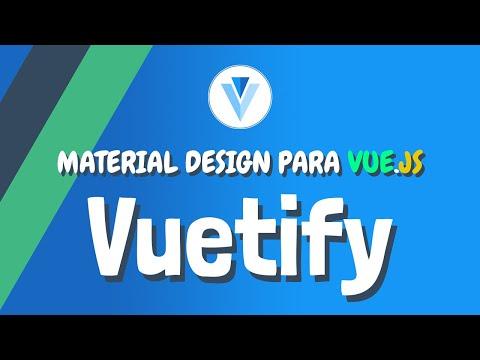 Vuetify versión 2.x - Actualización GRID [Tutorial en Español] thumbnail