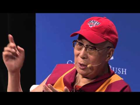 A Conversation with His Holiness the 14th Dalai Lama