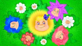 Пісня Про Кульбабу - Наталія Май - Гарні Дитячі Пісні - З любов'ю до дітей