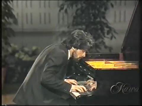 Pavel Nersessian. Schubert - Four Impromptus, D899. Dublin, 1991