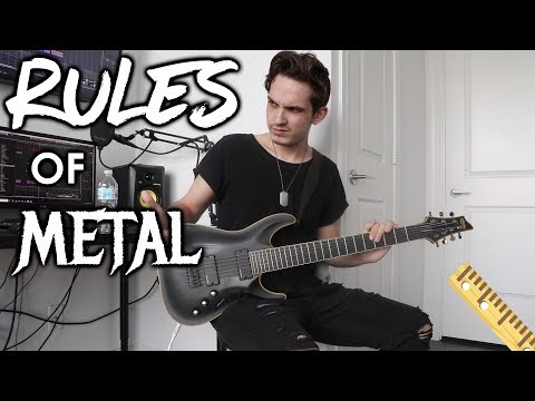 8 Rules of Metal