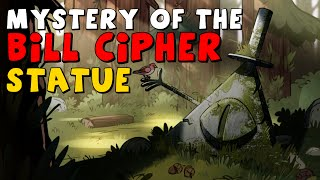 Gravity Falls: Mystery of the Bill Cipher Statue - Real Life Hunt!