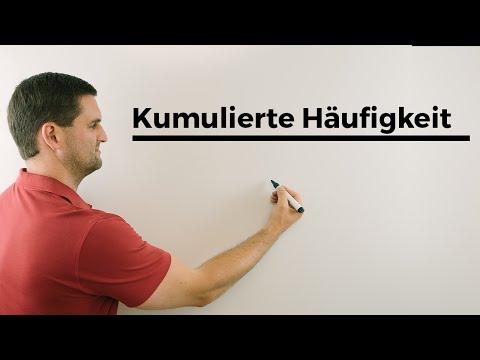 Rechnen mit der Normalverteilung, Anschaulich, Stochastik, Gauß-Verteilung, Mathe by Daniel Jung from YouTube · Duration:  5 minutes 7 seconds