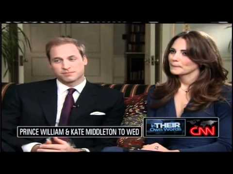 Prince William Kate Middleton 1st Interview and analysis CNN