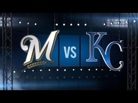 6/18/15: Yost gets milestone win in Royals