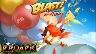 Angry Birds Blast Android Gameplay (iOS / Android) screenshot 1