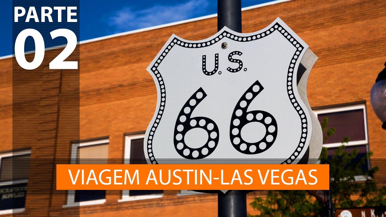 Viagem Do Texas A Las Vegas Pela Rota 66   Dia 2 Part 75