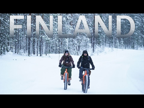 BEST OF FINLAND 2017 (HD)  WILD NATURE AND OUTDOOR