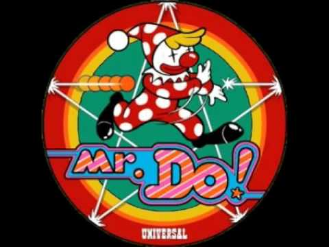 Pequeño análisis y gameplay de Mr  Do! (MSX) -1984 Colpax/Nippon Columbia/Universal