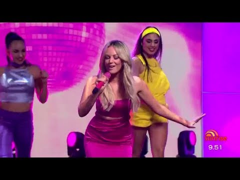 Samantha Jade  We Are Family  Weekend Sunrise 22042018
