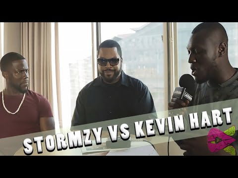 Kevin Hart vs Stormzy Rap Battle