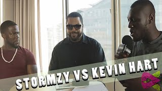 Kevin Hart vs Stormzy Rap Battle