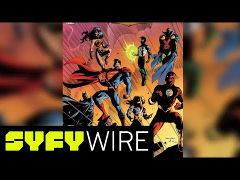 Aquaman's Top 5 Justice League Stories | SYFY WIRE