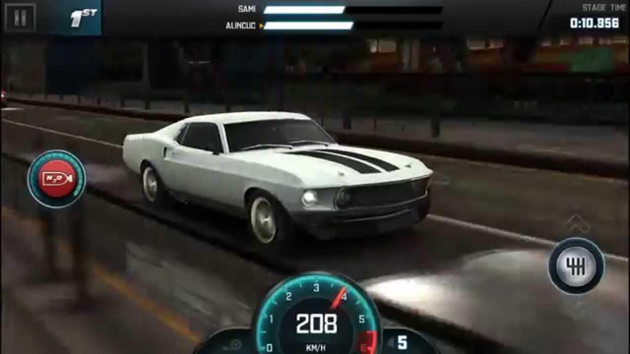 Mustang Car Racing Games