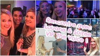 Rencontre avec Louane & Soirée VIP The Voice !