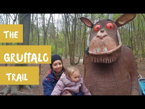 The Gruffalo Trail, Brentwood, Essex