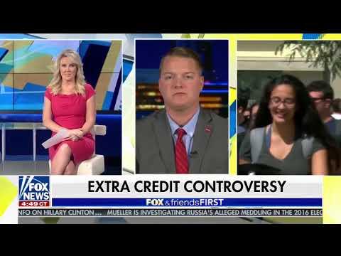 Campus Reform's Brandon Jones discusses 'white privilege quiz' on Fox