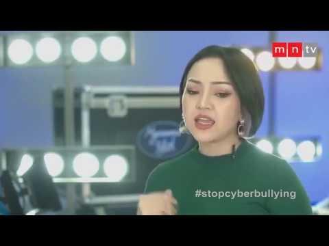 Stop Cyber Bullying (Myanmar Idol Season 3 Grand Final)