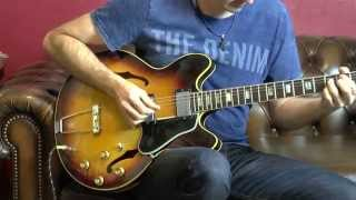 Vintage Guitar Oldenburg presents a Gibson ES 335 TD from 1966