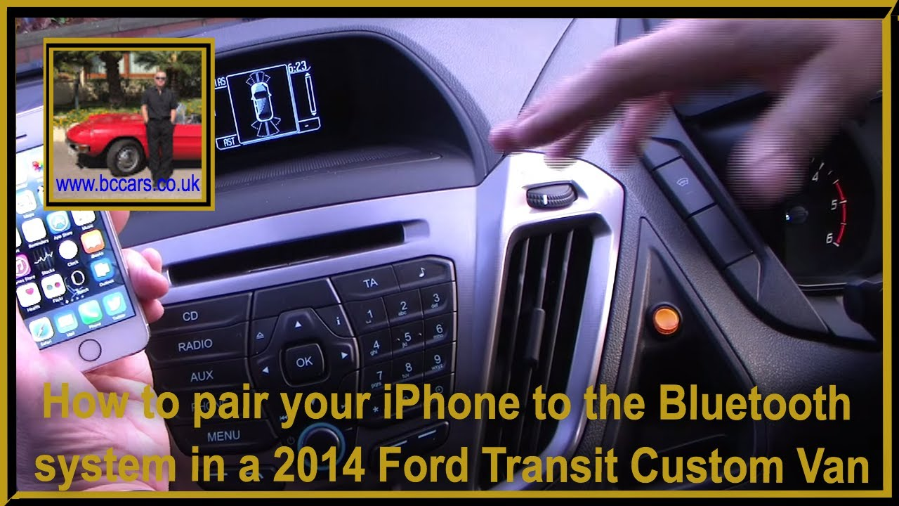 pair iphone to car how to pair your iphone to the bluetooth system in a 2014 15831
