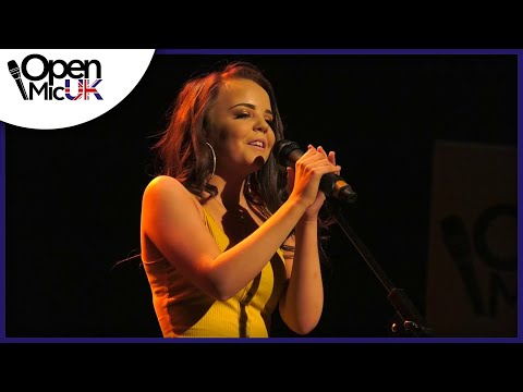 ELLIE at Newcastle Open Mic UK Music competition