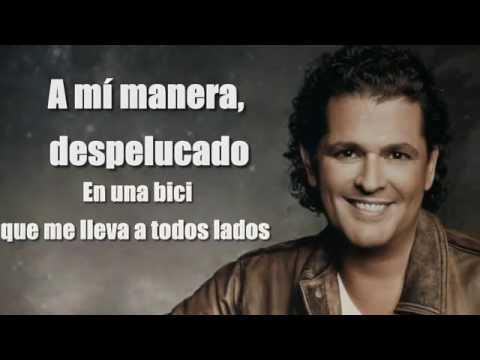 Carlos Vives - La Bicicleta ft. Shakira (Lyrics) - YouTube